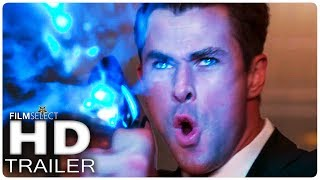 MEN IN BLACK 4: INTERNATIONAL Trailer German Deutsch (2019)