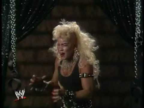 Luna Vachon Cuts The Most