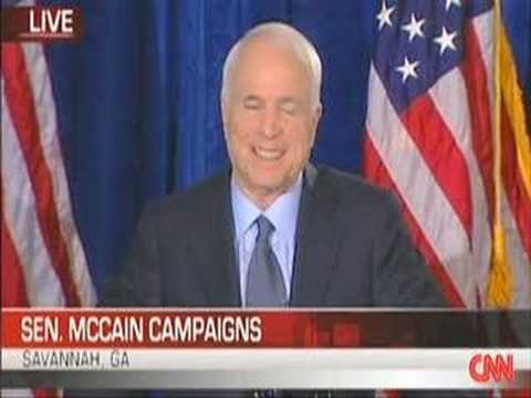 McCain Gets Basic Iran Fact Wrong