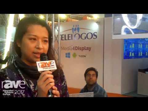 ISE 2017: Shenzhen YIPLED Highlights Transparent LED Display