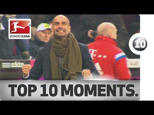 Top 10 Moments - February