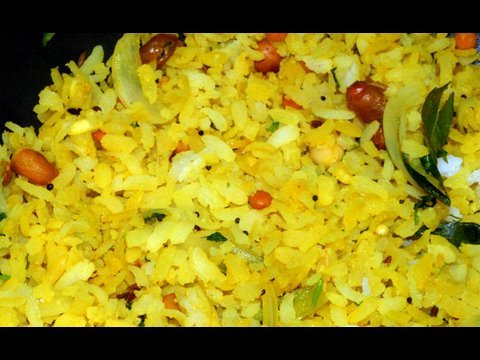 Poha upma by vahchef 3gp mp4 hd free for Awesome cuisine authors mallika badrinath