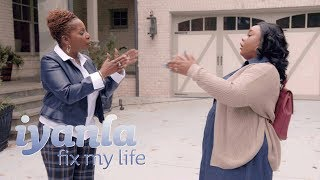 When Jillian Gets Combative With Iyanla Filming Has To Shut Down | Iyanla: Fix My Life | OWN