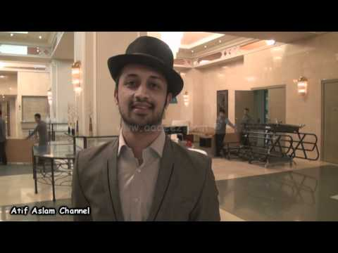 A (funny) Valentines Day Message from Atif Aslam for all the...