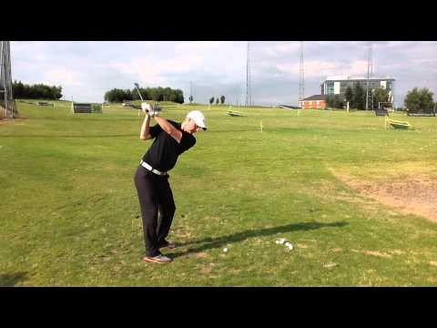 How To Build A One Plane Golf Swing - Part 2 The Backswing