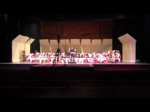 Maplewood middle school 2012 state song 2