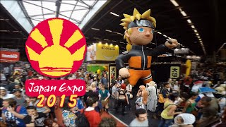 JAPAN EXPO 2015 - GoPro HD Clip en famille - Family Geek