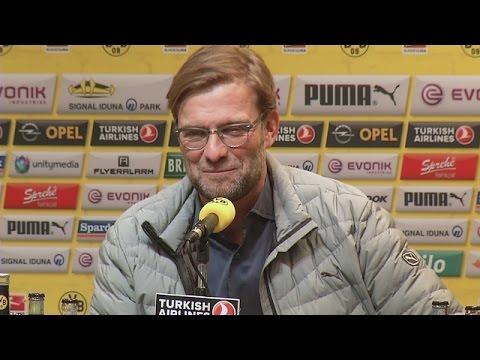 Pressekonferenz: Jürgen Klopp vor dem Heimspiel gegen den 1. FC Köln   BVB total!