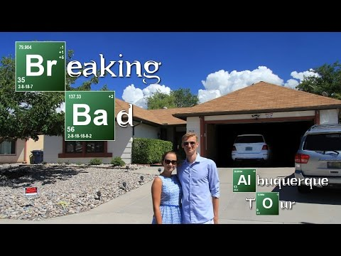 Breaking Bad Albuquerque Tour