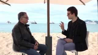 PETER SUSCHITZKY ASC, LIVE FROM CANNES FILM FESTIVAL