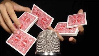 Don't close YOUR eyes... [ASMR] Card Magic (4K)