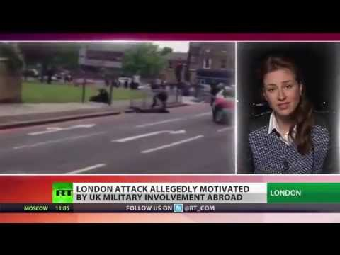 LONDON and SYRIA mirrored TERRORS as SAVAGES pray on HEROS (RADICAL MUSLIM, ISLAM)