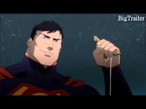 Лига справедливости: Война (2014) - Русский трейлер мультфильма