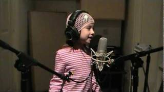 """Star Spangled Banner  7 yr old  God bless our troops! - plz """"Share"""""""