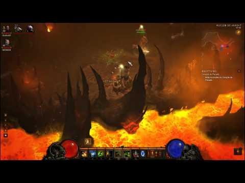 Diablo 3 Na Gtx 560 Se- Acabando Com Azmodan