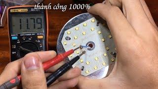 Cách sửa bóng đèn LED bị nhấp nháy, ai cũng làm được