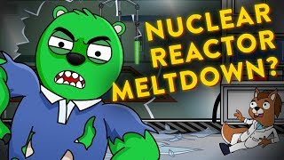 What If You Were Inside a Nuclear Reactor During A Meltdown?