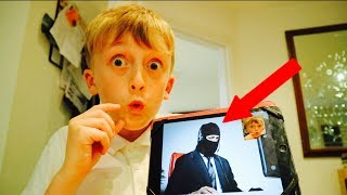 FACETIMING A PHONE SCAMMER!! *GOES HORRIBLY WRONG*