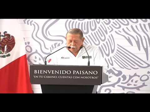 Arranca en Reynosa Bienvenido Paisano