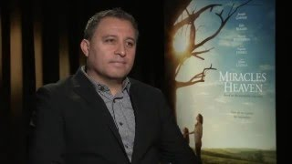 Miracles from Heaven con Jose Luis Saenz