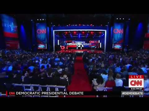 Ninth Democratic Primary Debate - April 14 2016 on CNN