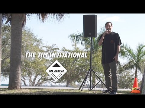 The Tim O'Connor Invitational Skateboarding Shindig