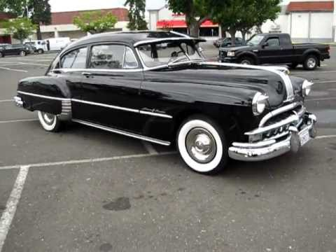 1949 Black Pontiac Silver Streak Walkaround Youtube