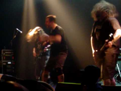 Napalm Death Live In NYC (4/11/2009) - Siege of Power