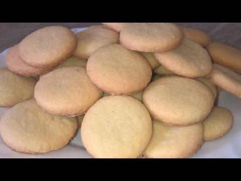 Печенье на майонезе. Просто и вкусно!