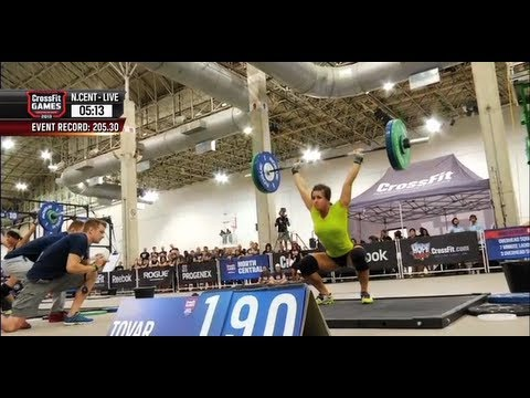 CrossFit - North Central Regional Live Coverage: Women's Events 2 and 3