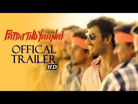 Pattathu Yaanai – Official Theatrical Trailer