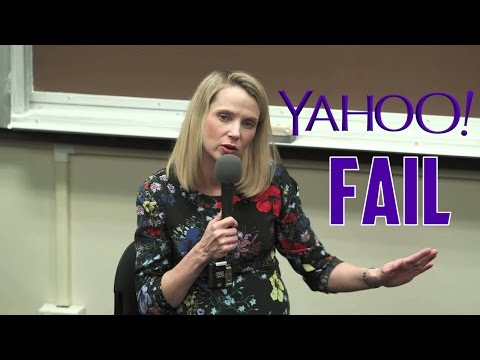 FAIL! Marissa Mayer the Biggest Feminist Yahoo! of Them All