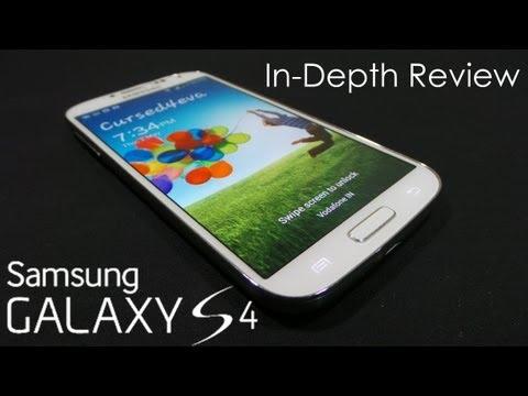 Samsung Galaxy S4 Review - Cursed4Eva.com