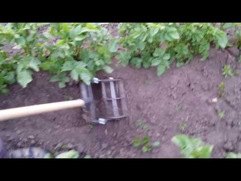 Sapa rotativa mare 20 cm la prasit cartofi