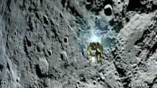 NASA confirma que hay agua en La Luna, 3.785 mil millones de litros en un cráter
