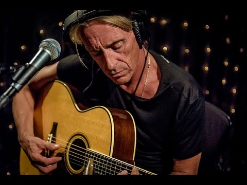Paul Weller - Ghosts (Live on KEXP)