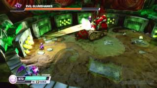 Skylanders: Swap Force - Jungle Rumble (Evil Glumshanks Boss Battle)