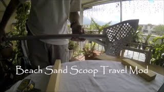 Sand Scoop Travel Mod