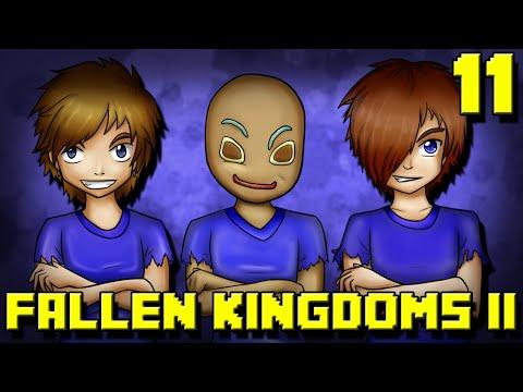 Fallen Kingdoms II : Retour en Terre Hostile Jour 11 Minecraft