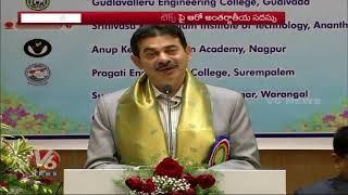 IT Secretary Jayesh Ranjan Attends Big Data Analytics 6th International Conference