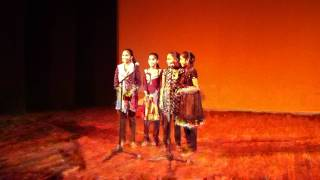 Karmacy - Ekatva girls perform Horizons (Darpana, Ahmedabad)