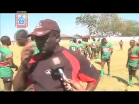 MUVI TV - Rugby Tourney  Preperations