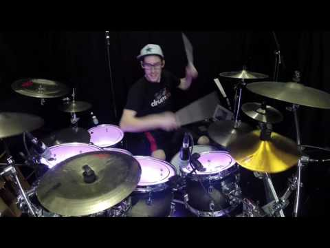 Faded - Drum Cover - Alan Walker