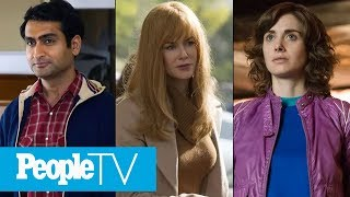 The 25th Annual SAG Award Nominees Are Revealed With Awkwafina & Laverne Cox | PeopleTV