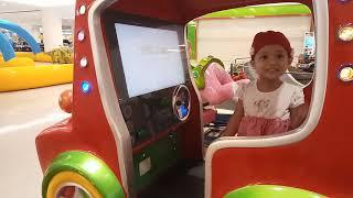 Baby girl main game kereta