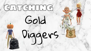 Catching gold diggers HH || Hotel Hideaway ||