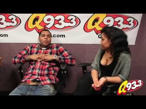 Angel Saunders- Kevin Gates Interview 2014 video