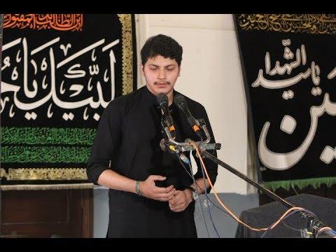 Manqabatkhawan Zawar Laeeq Raza I Majlis 26 July 2018 | ImamBargah Shah Yousaf Gardeaz Multan |