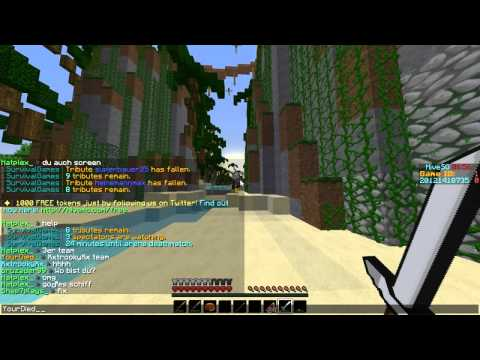 ماين كرافت سرفايفل قيم : التيم الذي لايقهر | Minecraft survival Games