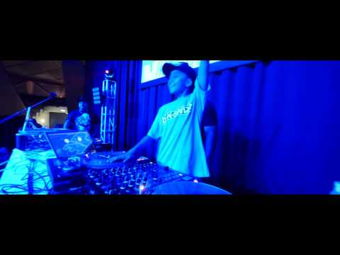 DJ K-SWIZZ & DJ REMINISE @ TYGA CONCERT
